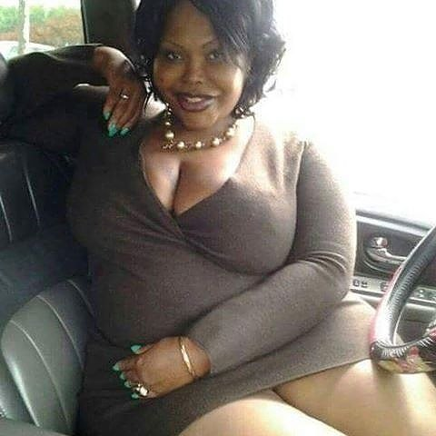 Rich sugar mummy Kate from Kileleshwa